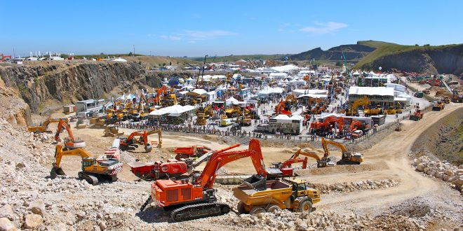 With an unprecedented 546 exhibitors and almost 20,000 trade visitors in attendance, Hillhead 2018 was the biggest and most successful show to date