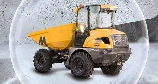 Mecalac reveals technical specification for MDX site dumper range