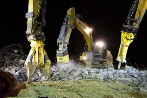 Epiroc appoints WAC McCandless as their full Heavy Attachment Tools dealer for the island of Ireland