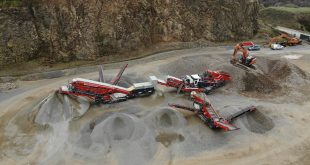 Mason Brothers keep on crushing with Sandvik