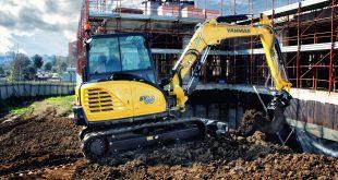 Yanmar CEE launches all-new SV60 midi-excavator