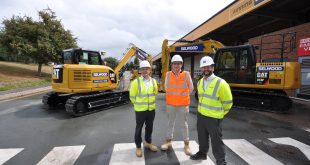 SELWOOD ANNOUNCES BREAKTHROUGH CAT FLEET AND SERVICE PARTNERSHIP WITH FINNING