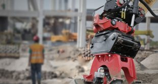 Rototilt® is broadening its product line and launching an entirely new compactor for excavators with machine weights between 5–10 tonnes.