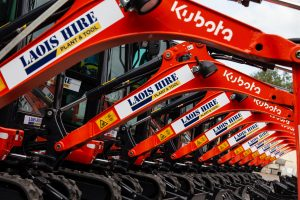 HSS Hire/Laois Hire Group continue their investment in quality Plant